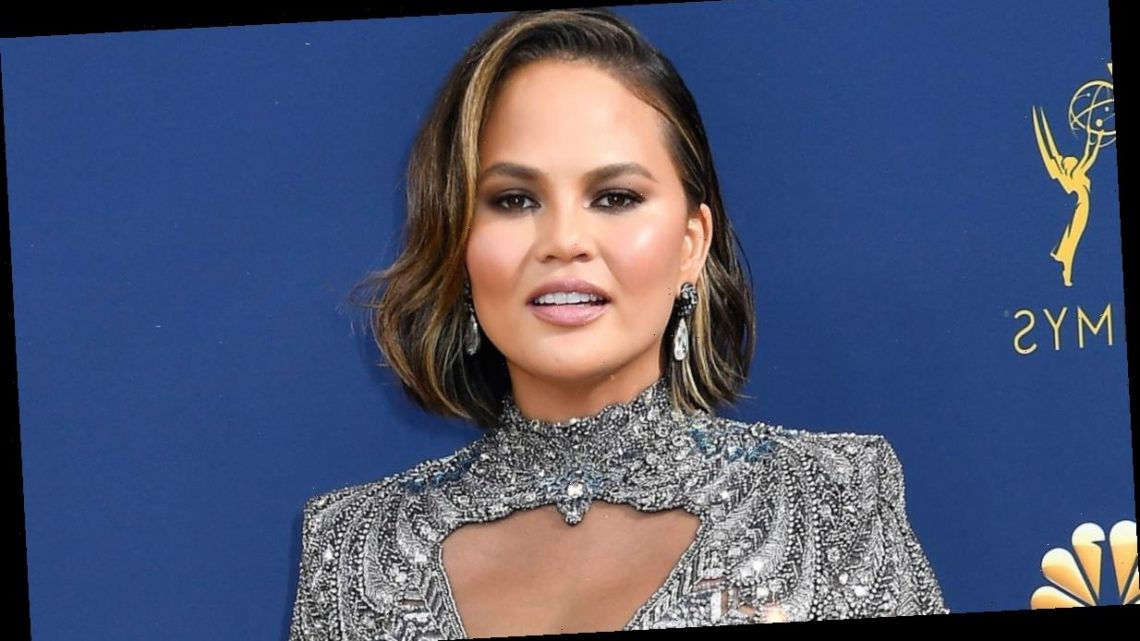 Pregnant Chrissy Teigen Says She's 'In Trouble' After Not Taking Bed Rest Seriously
