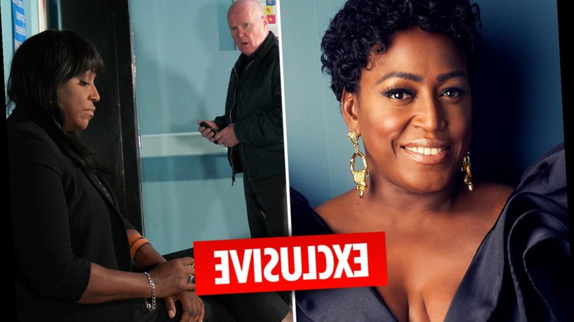 EastEnders' newest villain Mica Paris says I changed my name because of Michelle Fowler