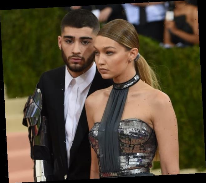 Gigi Hadid and Zayn Malik Welcome World's Best Looking Baby!
