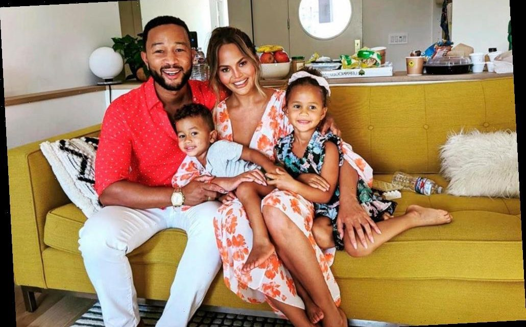 All About John Legend & Chrissy Teigen's Rental House — Including the Wine Cellar 'Classroom!'