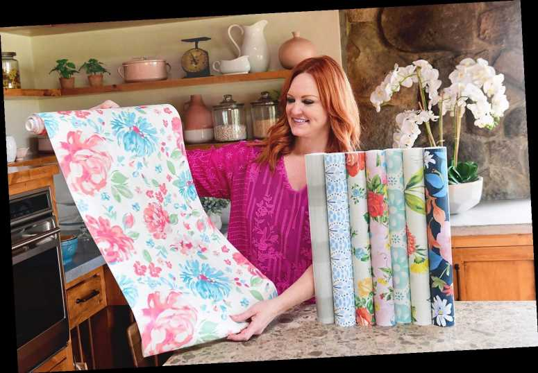 Launches We Love: Ree Drummond's Peel-and-Stick Wallpaper and More New Home Decor to Shop Now