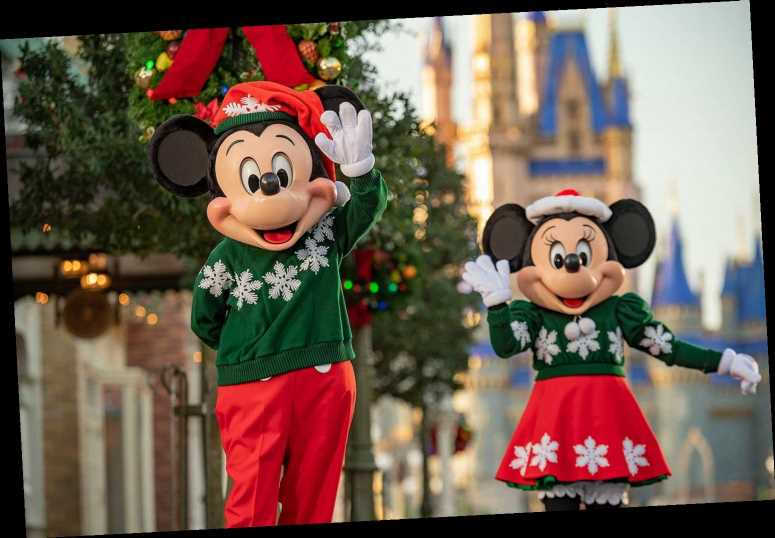 Disney World Will Still Be Magical This Christmas — but 2 Major Events Are Canceled