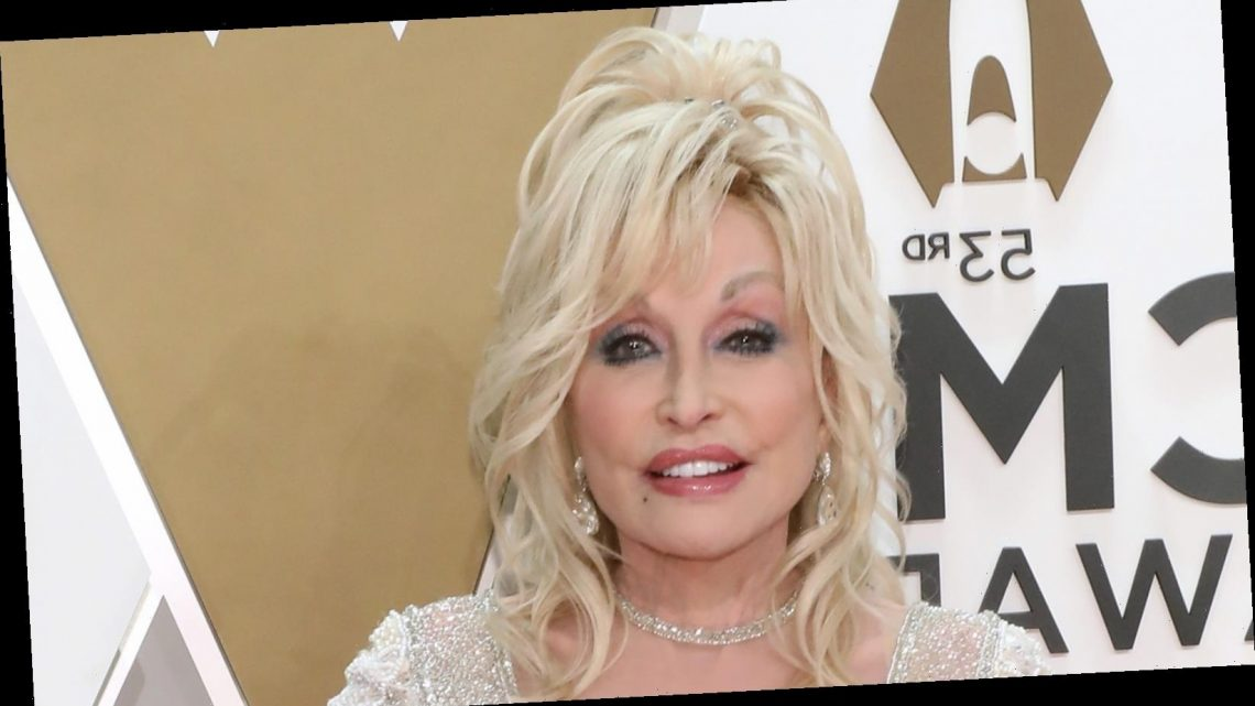 Here's Dolly Parton's secret to perfect lipstick