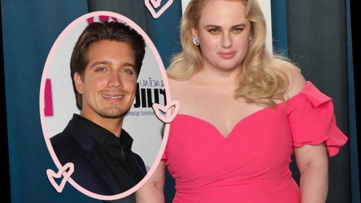Rebel Wilson Goes Instagram Official With Hunky New Boyfriend!