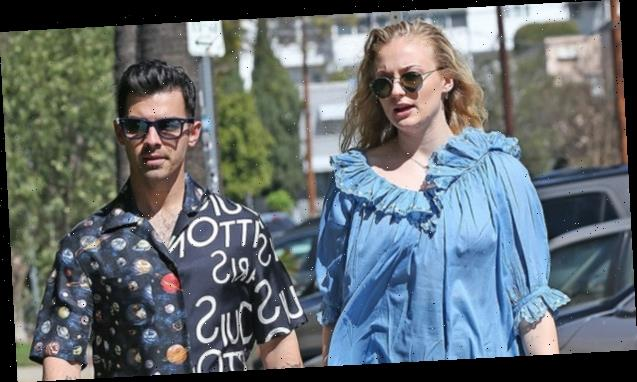 Sophie Turner Goes Makeup-Free For Rare Post-Baby Appearance In Joe Jonas' New TikTok
