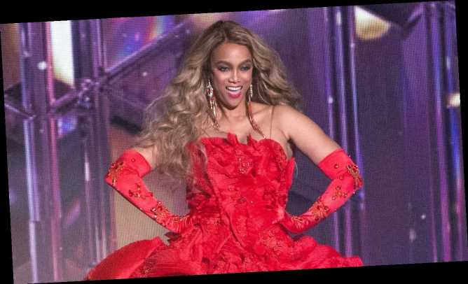 Tyra Banks Makes Her 'Dancing With the Stars' Debut with a Grand Entrance & Outfit Change