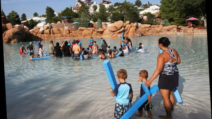 Disney World plans to reopen one water park in 2021