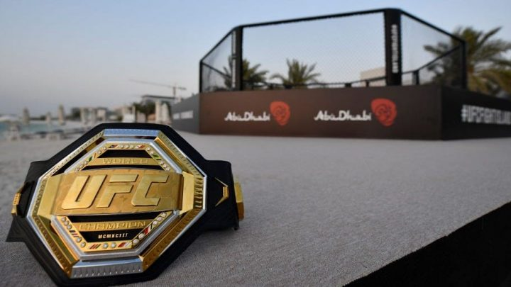 UFC Fight Island will hold 5 events from a private 'bubble' in the United Arab Emirates — here's the full schedule and how to watch