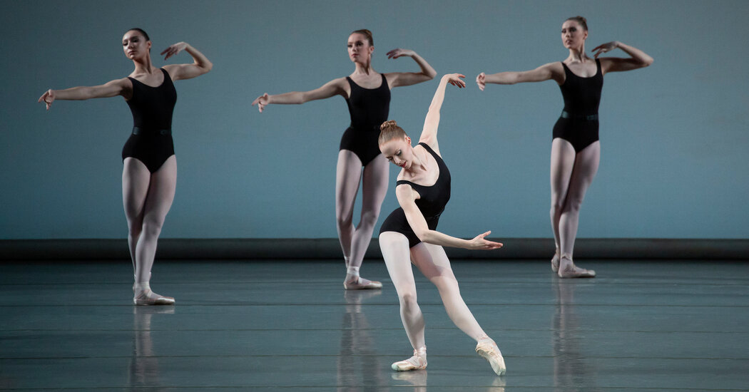 For New York City Ballet, Another Digital Season