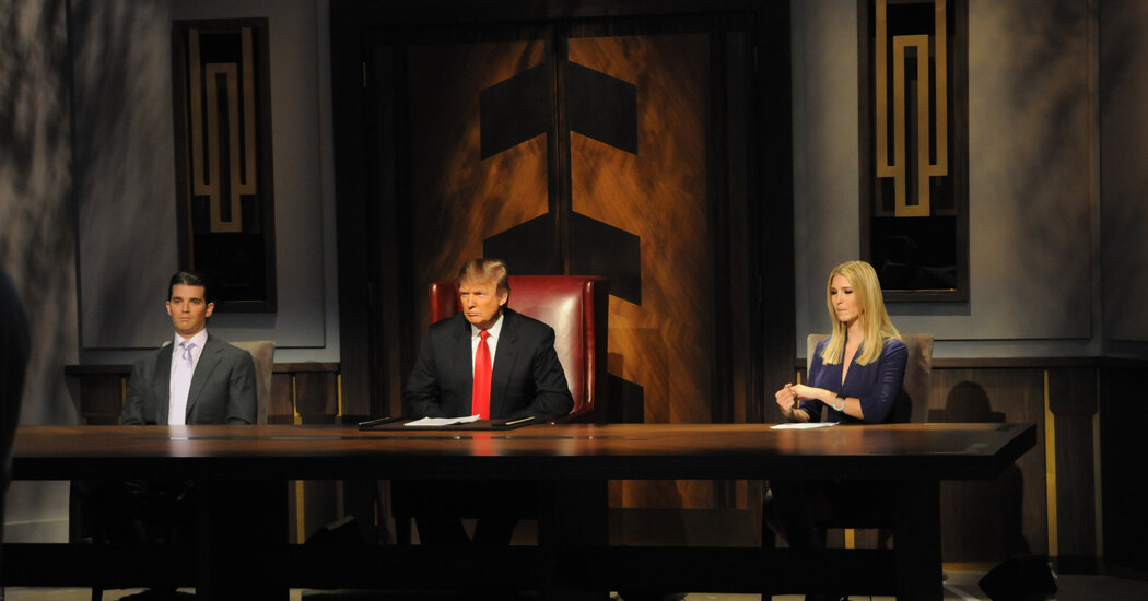 Donald Trump Was the Real Winner of 'The Apprentice'