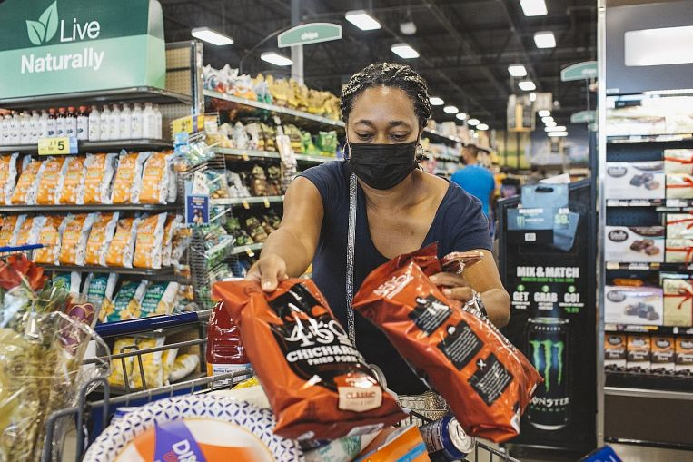 Seven ways the pandemic has changed how Americans shop for food