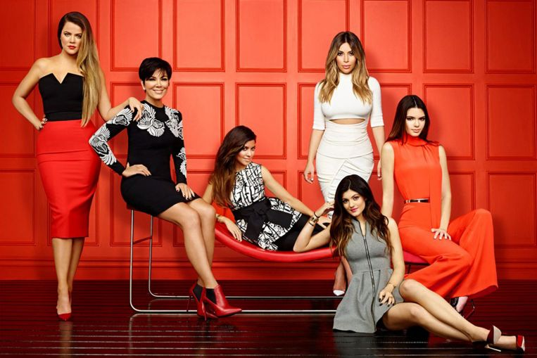Hard to forget the Kardashians
