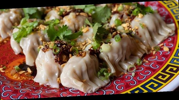 How to Make Chicken and Napa Cabbage Dumplings