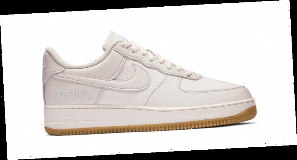 GORE-TEX Equipped Nike Air Force 1s Are Returning This Fall