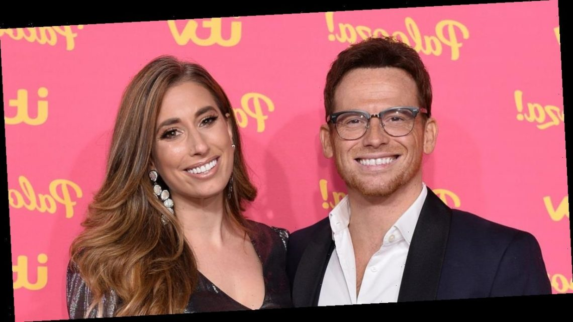 Stacey Solomon says Joe Swash can't look at pictures of his late dad as she opens up on his grief