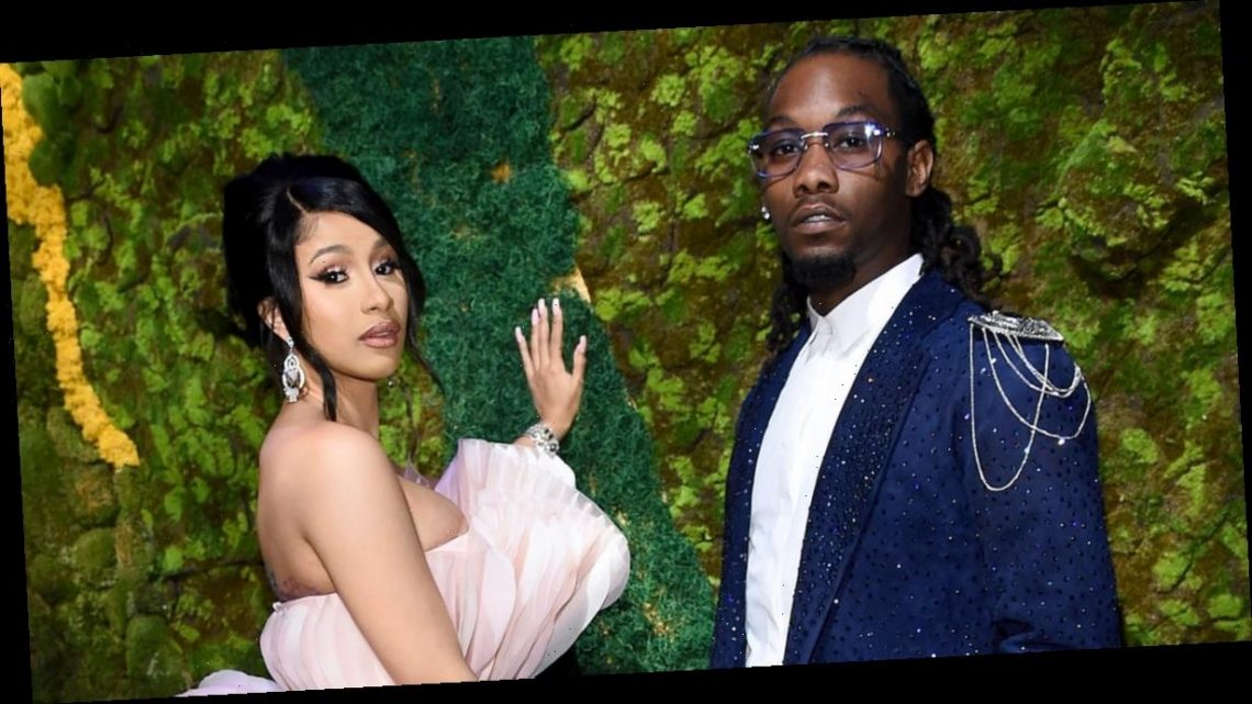 """Cardi B Confirms She's Back Together With Offset: """"It's Hard Not to Talk to Your Best Friend"""""""