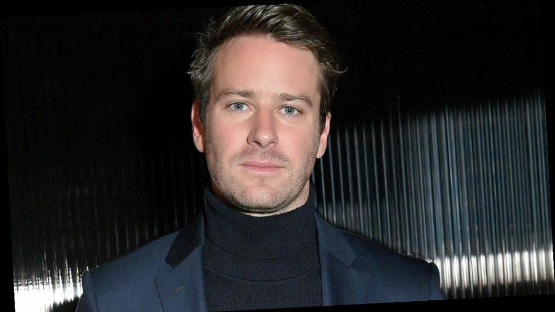 Armie Hammer Says He 'Came Close to Losing My Mind' in Lockdown Before Divorce Filing