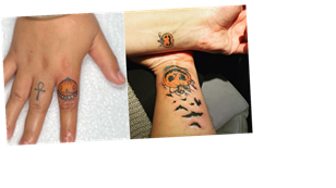 People Have Gotten Tiny Pumpkin Tattoos to Honor All Things Fall, and Honestly, We Get It