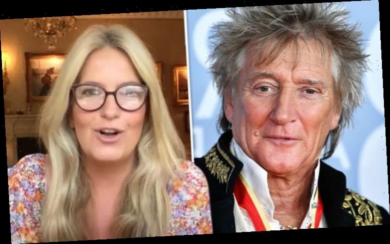 Penny Lancaster addresses warning to Rod Stewart amid 'meltdown' during health struggles