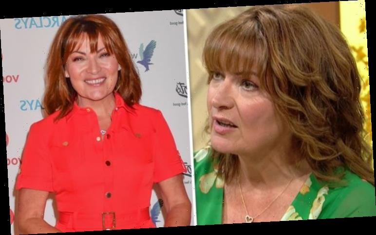 Lorraine Kelly addresses 'overwhelming' loss following CBE honour: 'I'm so so sorry'