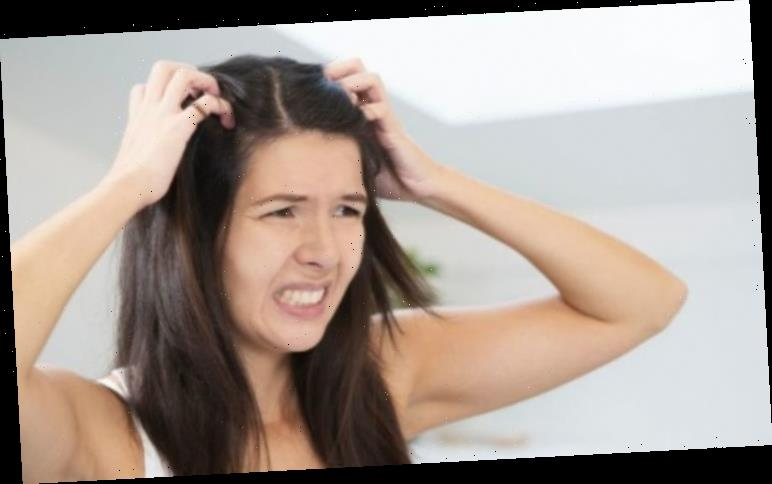 How to get rid of flaky scalp