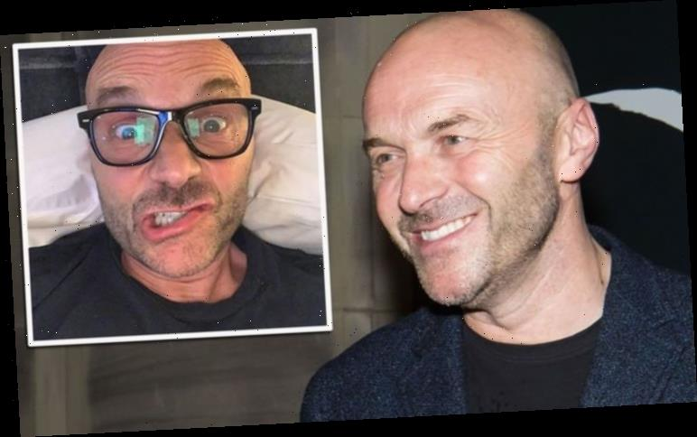 Simon Rimmer: Sunday Brunch host addresses regret 'Should've had a word with myself'