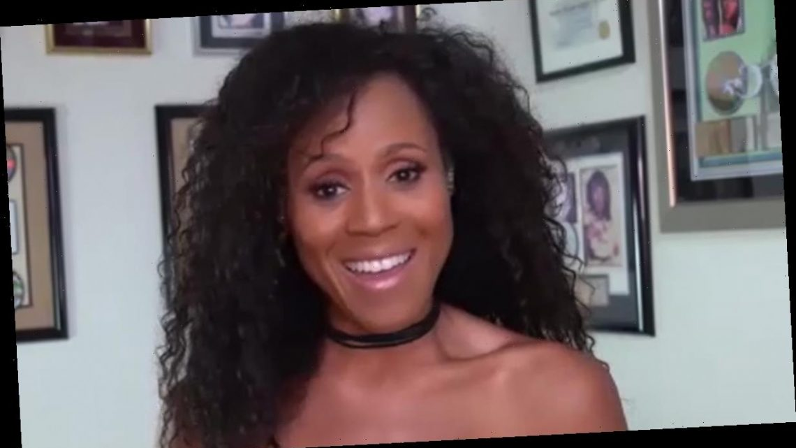 Deborah Cox Talks 'Nobody's Supposed to Be Here' Challenge
