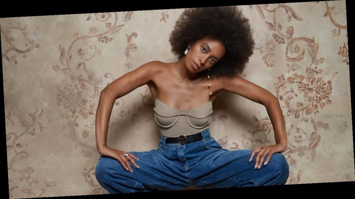 Solange Styled Herself For a Photo Shoot Using All-Independent, Majority-BIPOC Designers