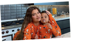 Kylie Jenner reveals what daughter Stormi is dressing up as for Halloween in adorable cooking video