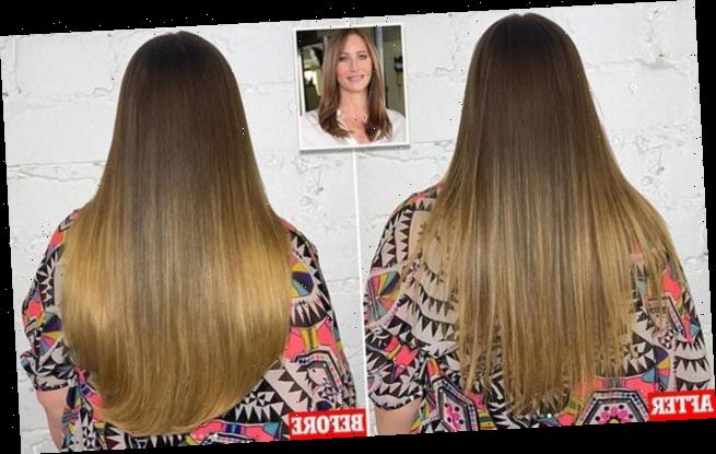 Hairdresser reveals common mistakes people making wearing extensions
