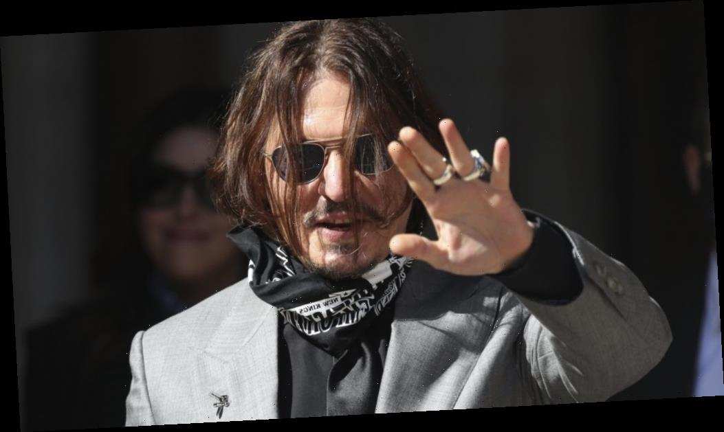 Johnny Depp Faces Judgment Day Next Week In Libel Battle With Rupert Murdoch's The Sun