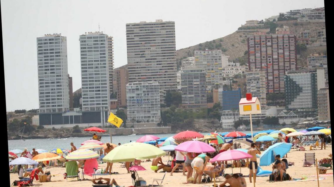 Benidorm launches £180 package holiday scheme where you can eat for free at any restaurant and bar