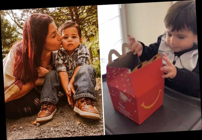 Savvy mum shares 'genius' hack to get her fussy toddler eating home-cooked meals & all you need is a McDonald's box