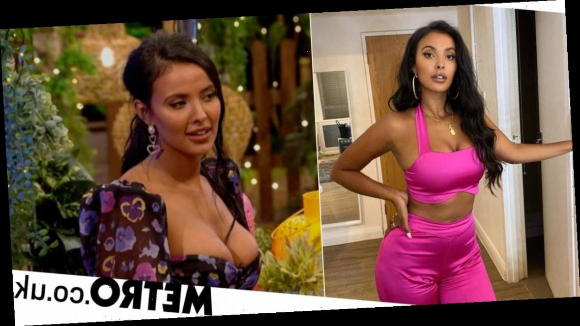 Maya Jama has no time for 'ridiculous' body critics hating on her racy outfits