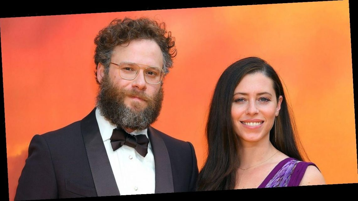 Happy Together! Seth Rogen Celebrates 9 Years With Wife Lauren