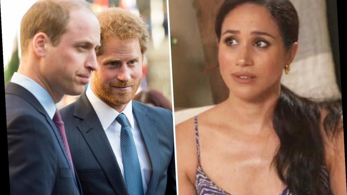 Meghan Markle may rein in 'woke' speeches after seeing Prince Harry's relationship with family is at risk, expert says