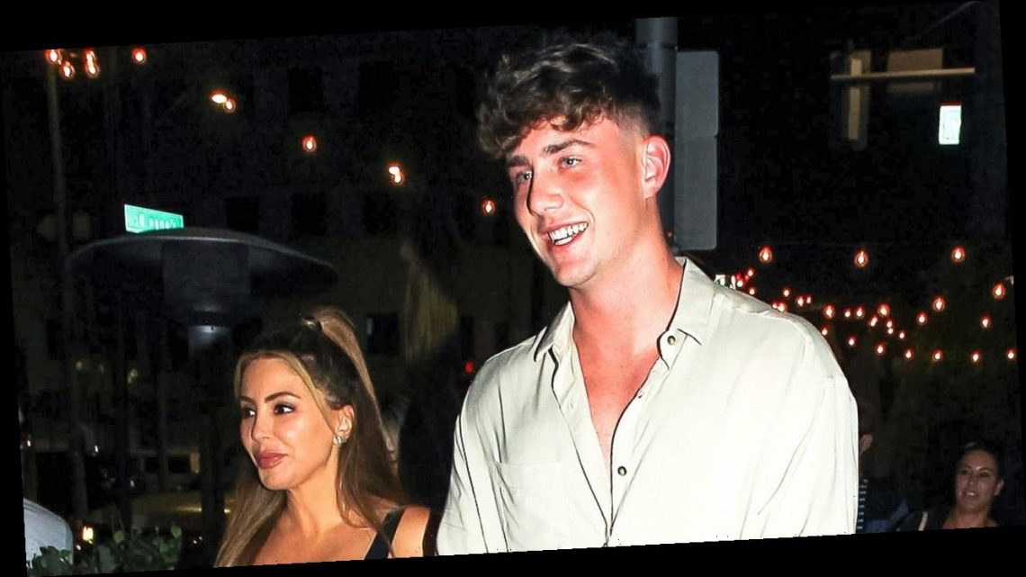 Too Hot to Handle's Harry Jowsey Speaks Out About Larsa Pippen Dating Rumors