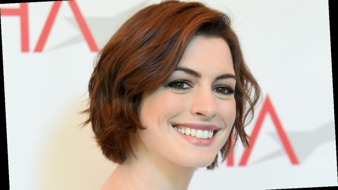 Anne Hathaway Reveals 11-Month-Old Son's Name!