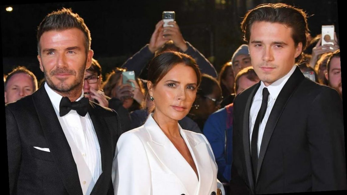 Has Victoria and David Beckham's son Brooklyn moved out?