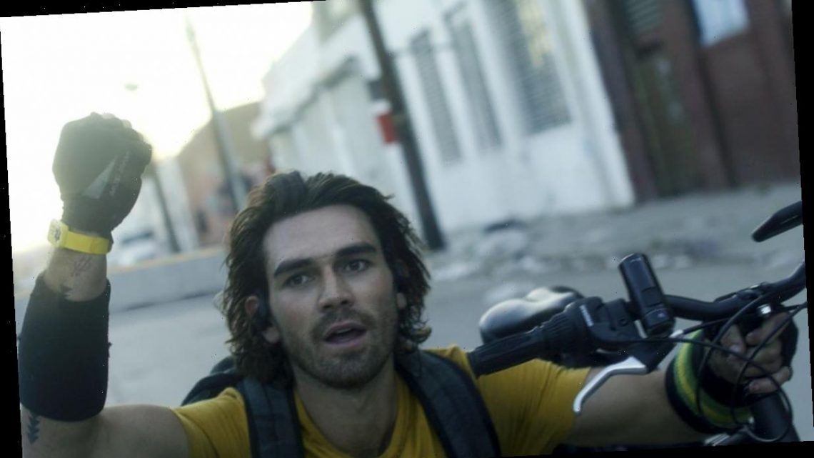 This 'Songbird' Trailer With KJ Apa Should Have A Trigger Warning