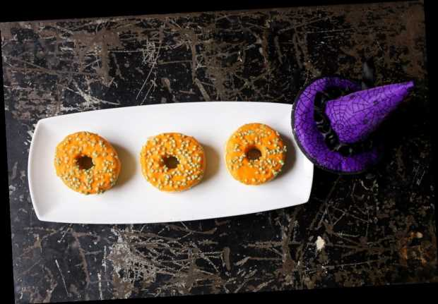 45 Instagram Captions For Halloween Doughnuts You'll Enjoy With Ghoulish Delight