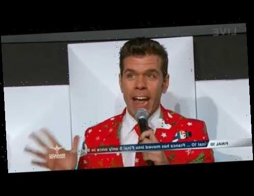 Perez Hilton's Iconic Donald Trump Zinger At Miss Universe 2015!