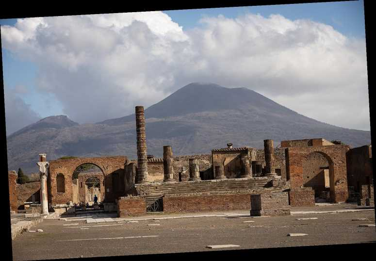 Tourist Returns Artifacts She Stole from Pompeii After Claiming She Suffered 'Curse' for 15 Years