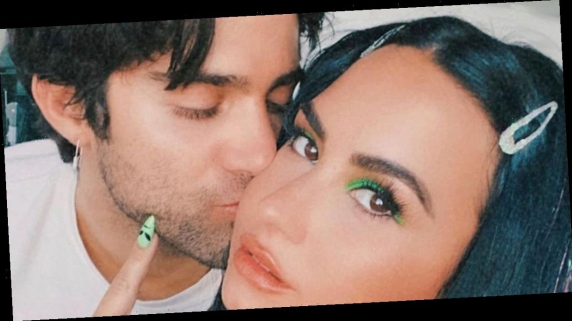 Demi Lovato Has Reportedly Contacted Lawyers Over Max Ehrich