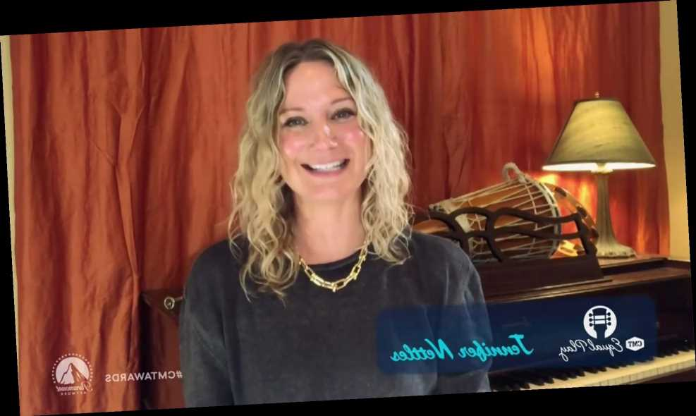 Jennifer Nettles Says 'We Have More to Do' as She Accepts First-Ever CMT Equal Play Award