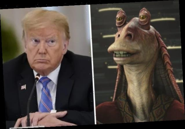 'Morning Joe' Slams Trump With JarJar Binks Comparison