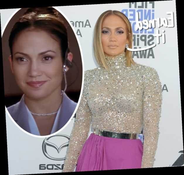 Jennifer Lopez Had To 'Convince' Producers To Cast Her In The Wedding Planner!