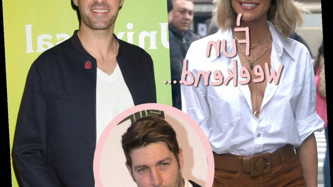 Kristin Cavallari Is NOT Dating Comedian Jeff Dye, Sources Claim – Just 'Casual Smooching'