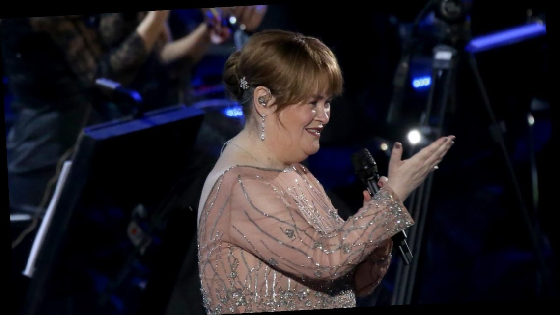 Here's what people really thought of Susan Boyle's musical