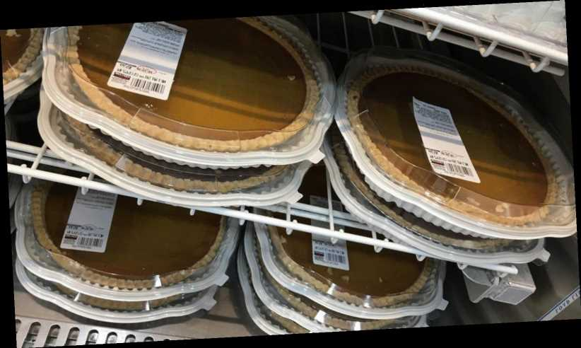 Read this before you buy Costco's pumpkin pie